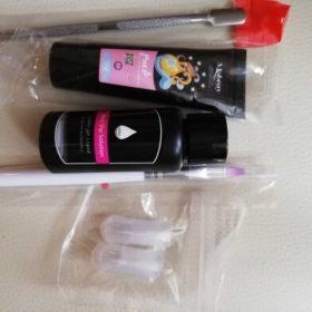 Polygel Easy PolyGel Nail Lengthening Kit photo review